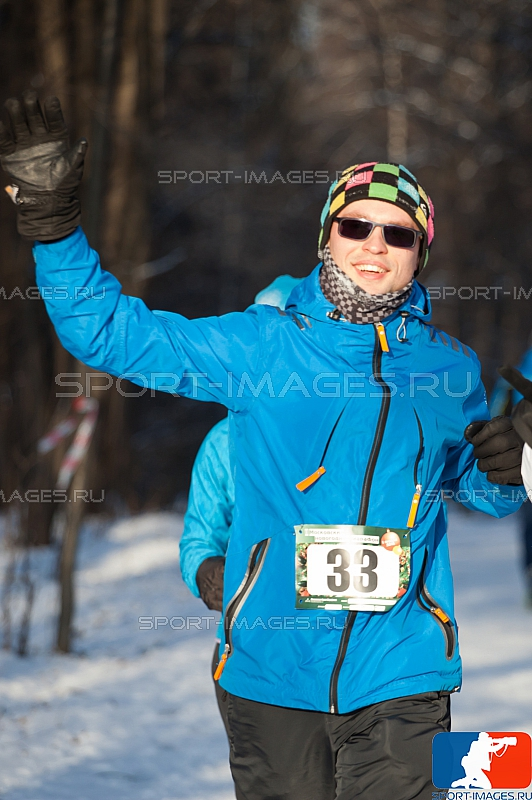 новогодний марафон