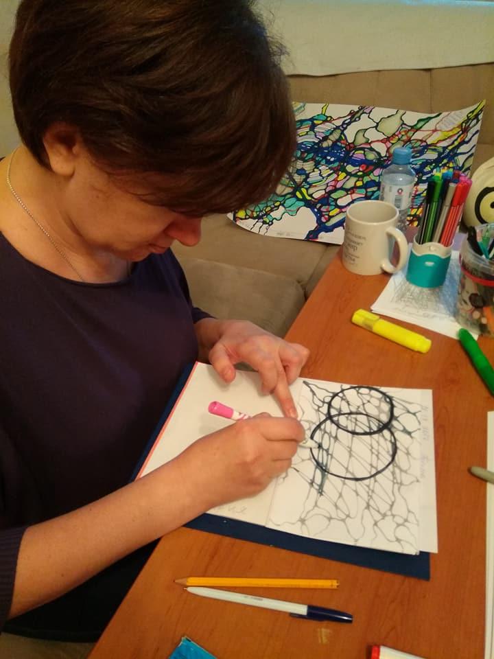нейрографика рисовать