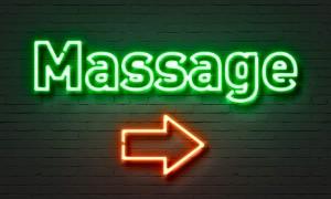 массаж стоп и рук