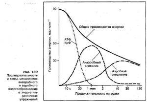 график нагрузки анаэробная + аэробная